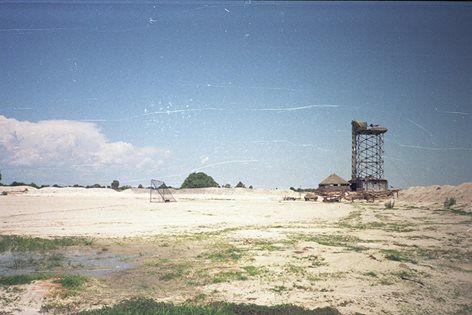 Alpha tower AFB Ondangwa