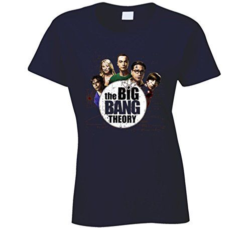 Sunshine T Shirts the Big Bang Theory American Most Watched TV Show Worn T shirt L Navy @ niftywarehouse.com #NiftyWarehouse #BigBangTheory #TV #Show #BigBangTheoryShow #BigBangTheoryTVShow #Comedy
