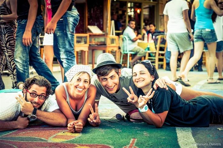 Visit Greeece|Matala Festival, Crete