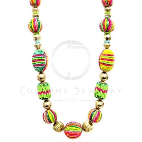 Multi Color Handmade Necklaces