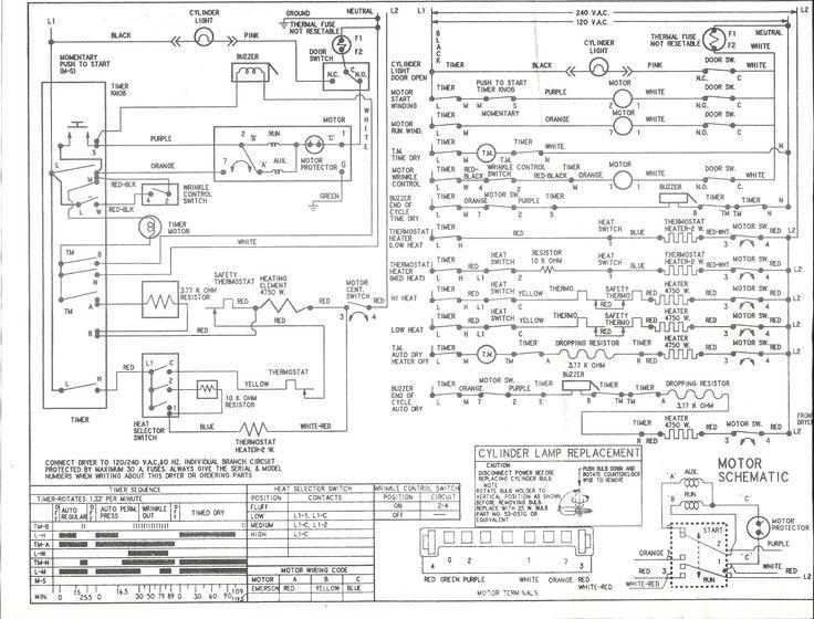 Pin On Wiring Diagram, Kenmore Dryer Wiring Diagram