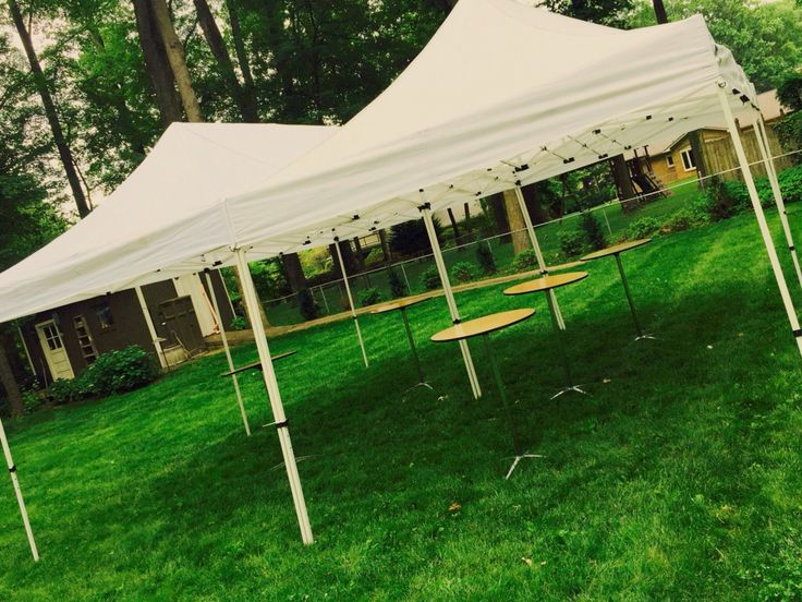 Featuring our 10x10 economy style canopy tents... Classic & affordable for any outdoor or waterfront event! #dcevents #party #tentrentals #summer #2016 #washingtondc #eventrentals #weddingday #partyrentals #eventplanning