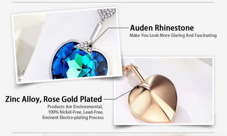Crystal Bermuda Blue Swarovski Crystal Elements necklace. Get 10% off code: Swa-074