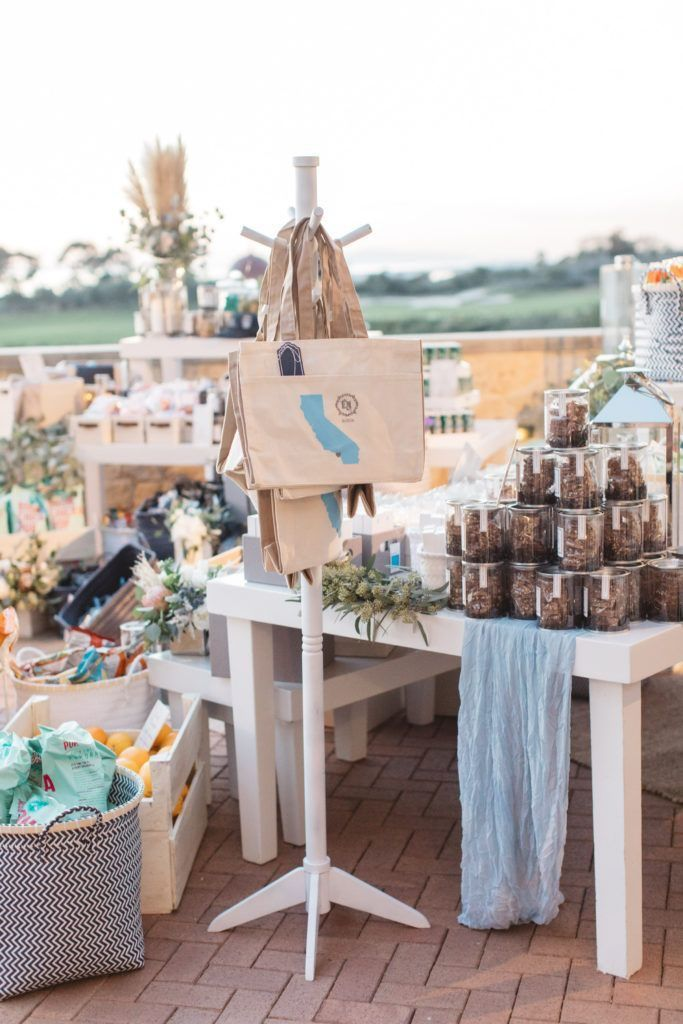 Guest Gift Lounges Replace Traditional Wedding Favors By Offering A