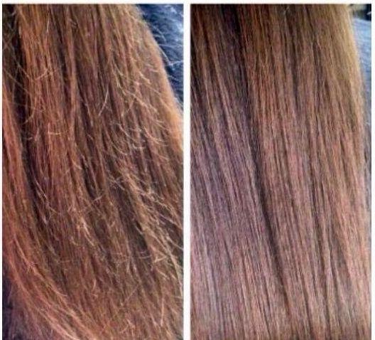 про волосы - абсолютно женское чтиво