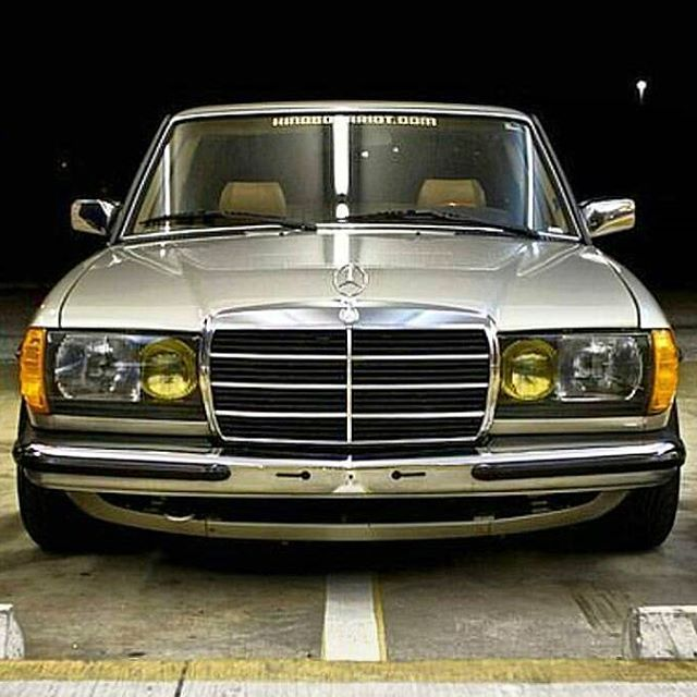 Mercedes Benz w123 – – – # w123_fanatics # w123club #mercedes #benz #carporn – kztskn
