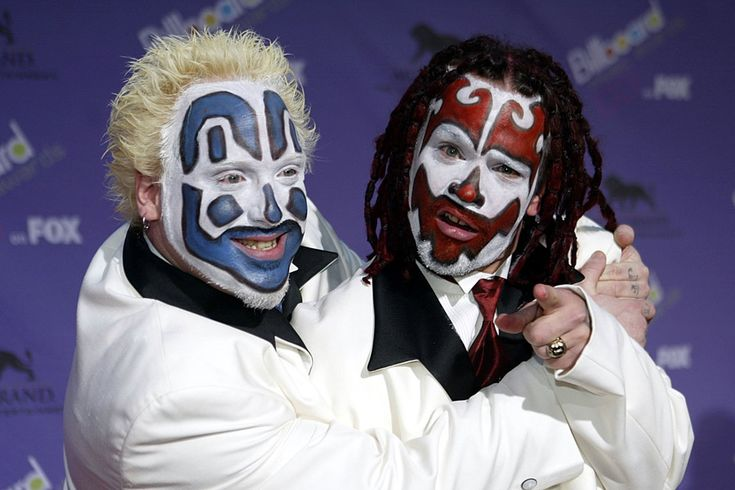 One of the stranger band festivals, Insane Clown Posse's Gathering of the Juggalos features all of the artists signed to their label Psychopathic Records, wrestling and a whole lot of facepaint.