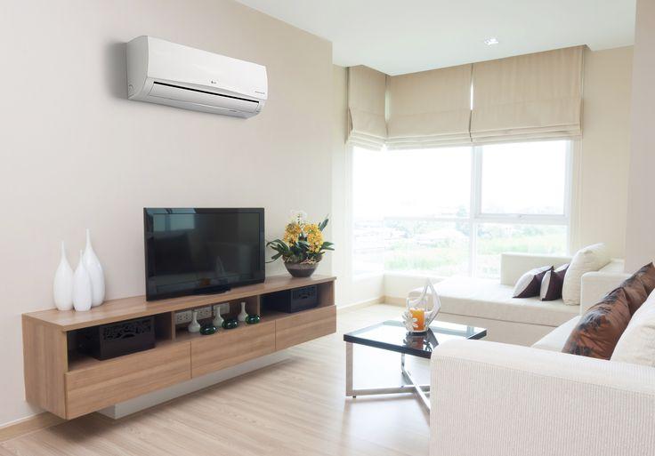 Refresca cualquier espacio de tu hogar con minisplits de tecnología inverter.