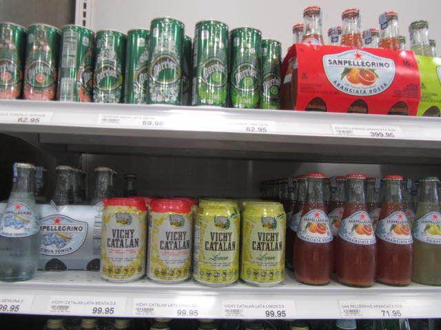 Las nuevas latas de Vichy Catalán, presentes en los supermercados de República Dominicana