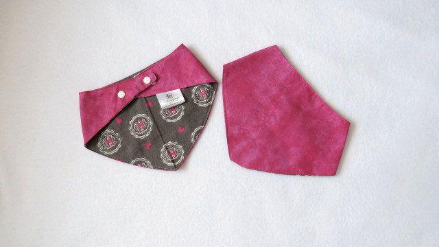 A personal favorite from my Etsy shop https://www.etsy.com/ca/listing/516739713/pink-drool-bib-bandana-bib-girl-bandana