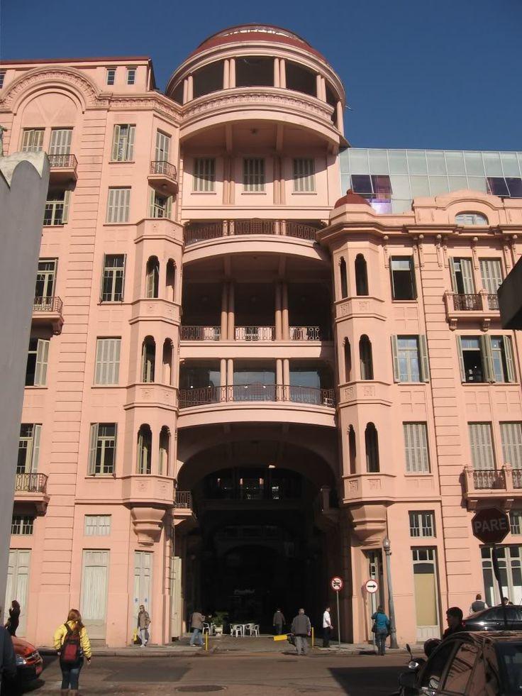 Mario Quintana's House of Culture - Porto Alegre / Brazil