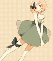 Картинки по запросу аниме девушка с короткими волосами