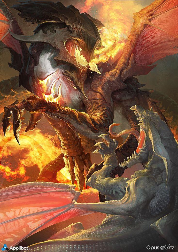 Dragon S Crown Gets New Character Art Screens Tarot: Dragons. Dragones.