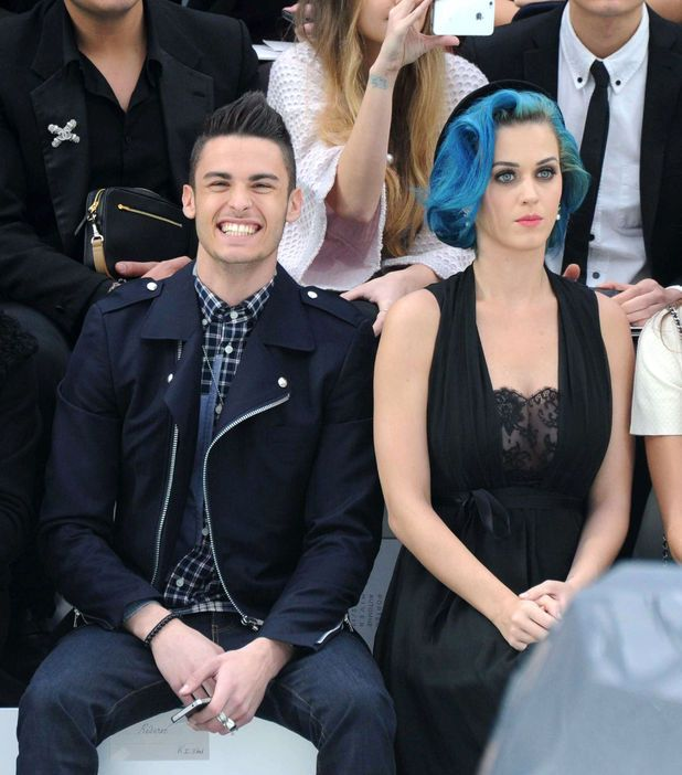 Is Katy Perry dating Karl Lagerfeld s rent a boy toy