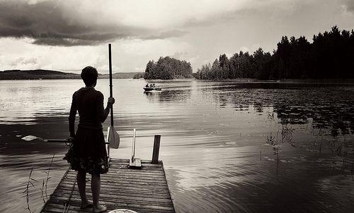 Coming home, Photo: Anja Van Geert