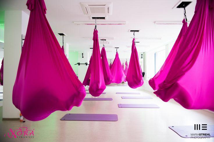 Aerial Yoga #aerialyoga #fitness #sport #diät #motivation  http://fashiontipp.com
