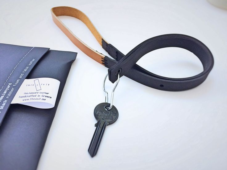What about a stylish start of the week? get your new #lanyard in thisisit.me   #shoponline #worldwideshipping #handcraftedaccessories #leather #rubberfoam #tabac #black #design #style #mensaccessories #packaging #gift #thisisitgram #thisisit #thisisitdaily