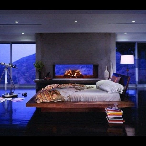I come home and it's about 9pm. I watch some tv and call it a day and my bedroom looks something like this .. Goodnight :)