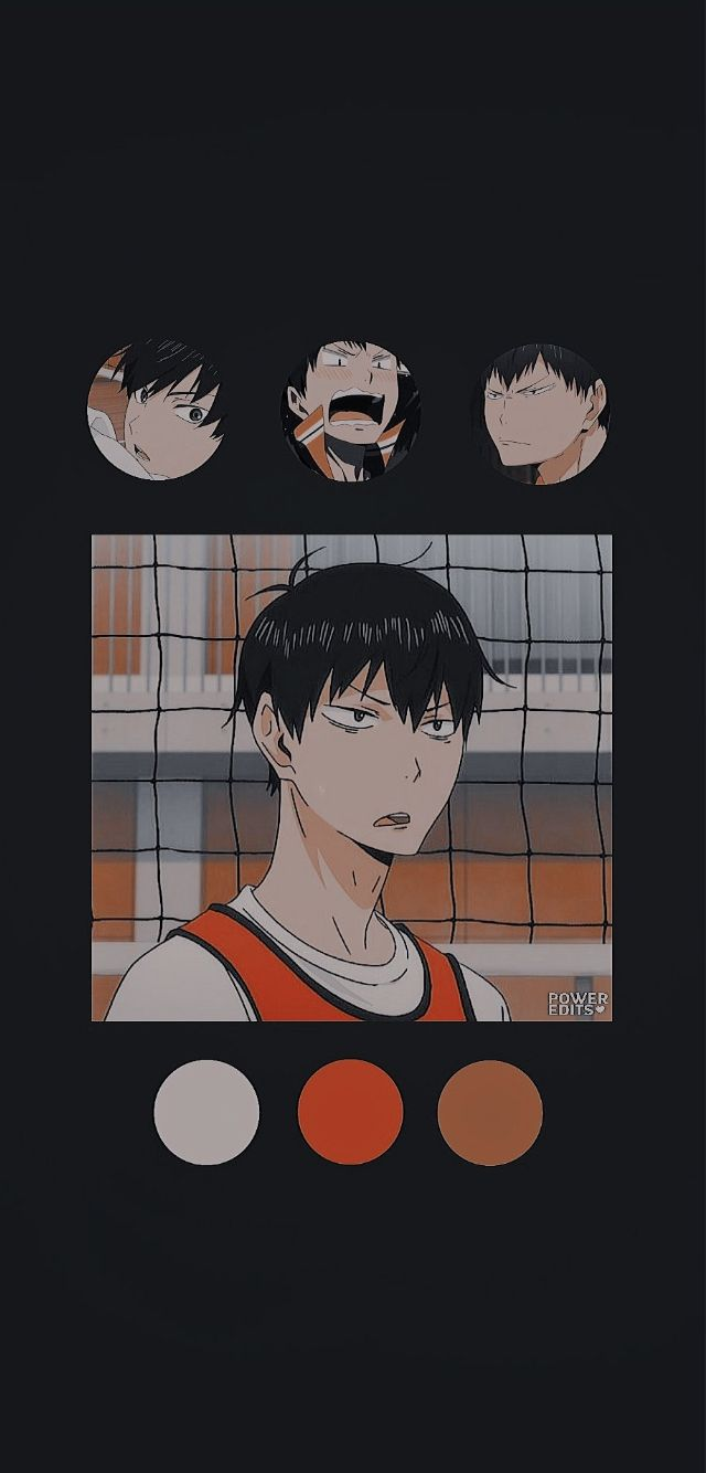 Haikyuu Kageyama Wallpaper