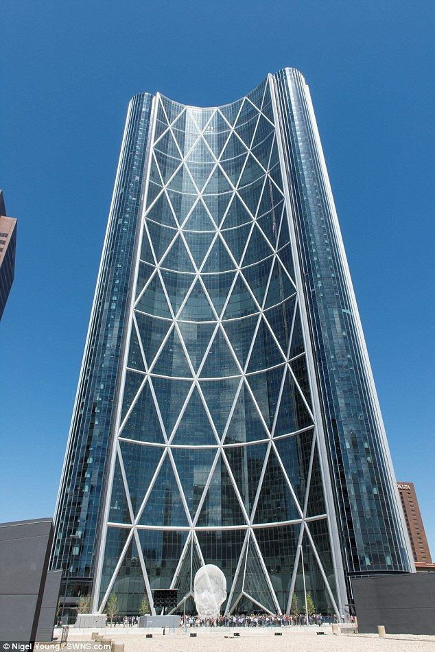 image result for cool calgary buildings - Cool Real Architecture Buildings
