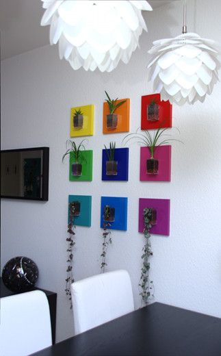 Tableaux végétaux MiniKipos - Les Sublimes - Séjour