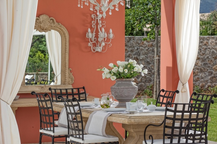Villa Accommodation In Corfu