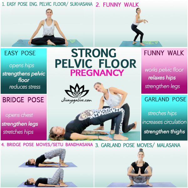 36++ Pelvic floor yoga stretches inspirations