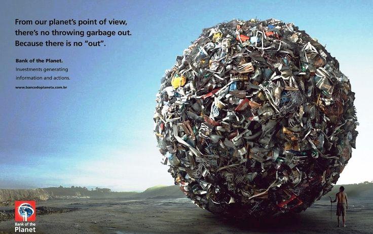 """O não existe lixo, existe apenas o """"já foi usado"""""""