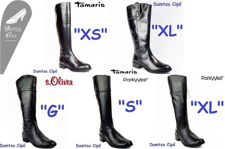 Lovaglócsizmák különböző vádli-szélességgel! Árak, részletek, rendelés: www.dumtsacipo.hu/dumtsa-cipo-webaruhaz/oszi-teli-noi-cipok-csizmak--noi-csizmak--15419/15419/