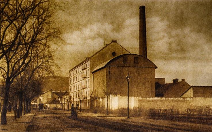 Nitra, Arpádov mlyn cca 1927