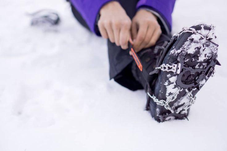 いいね!55件、コメント2件 ― Hillsound®さん(@hillsoundequipment)のInstagramアカウント: 「Snow is falling, but you shouldn't be. Strap on your crampons! 📷 @rikerchance」