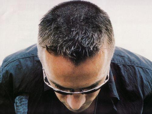 U2 ~ Larry Mullen Jr.