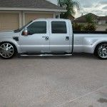 : 24 inch dually rims for sale