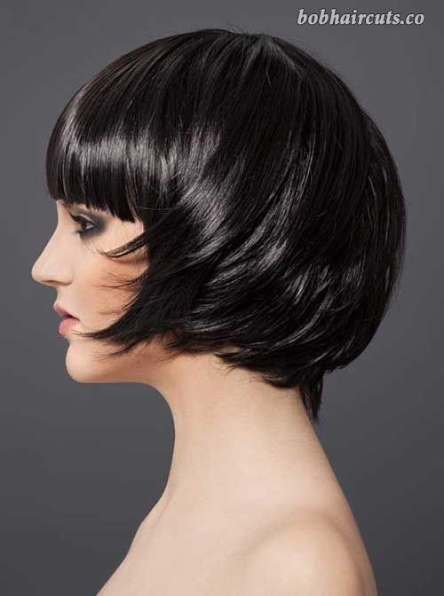 15 Best Short Funky Bob Hairstyles - 5 #ShortBobs