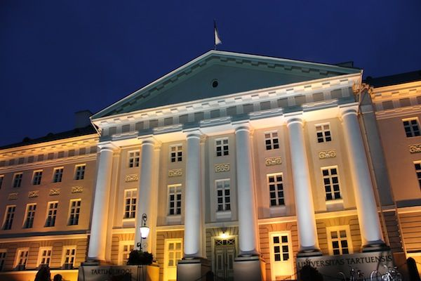The University of Tartu is a must see if you're in Tartu, Estonia. It's one of the oldest Universities in Northern Europe (est. 1632)