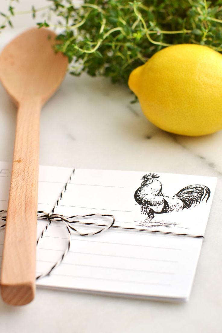Free printable recipe cards boxwood ave recipe cards