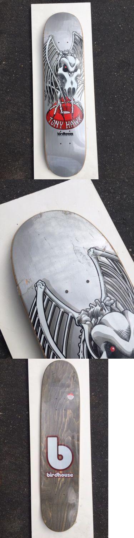 Decks 16263: Tony Hawk Birdhouse Skateboard Deck Bone Skull Graphic Vintage Nos Bones -> BUY IT NOW ONLY: $49.99 on eBay!