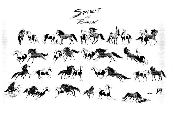 Concept art personnages spirit tutos pinterest - Comment dessiner spirit ...