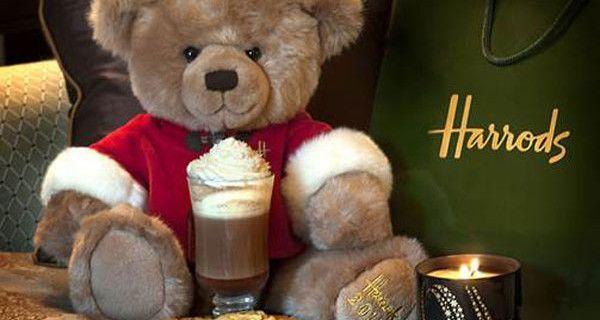 Harrods e il Mandarin Oriental London insieme per le vacanze di Natale in famiglia