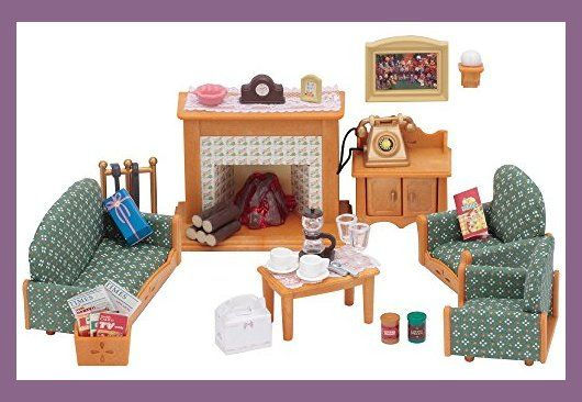 Country Master Bedroom Calico Critters Deluxe Living Room Set Master Bedrooms Ideas Living Room Sets Living Room Images Room Set
