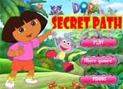 Dora Secret Path Adventure