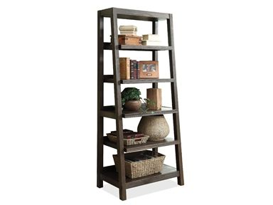 Shop For Riverside Canted Bookcase, 84537, And Other Home Office Bookcases  At Union Furniture