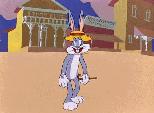 """Which """"Looney Tunes"""" Character Are You? I got Bugs Bunny! Oh, yeah!"""