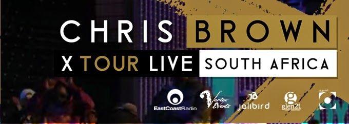 Nkanyezi Kubheka Lifestyle Magazine: Chris Brown in South Africa this Easter Weekend !!...