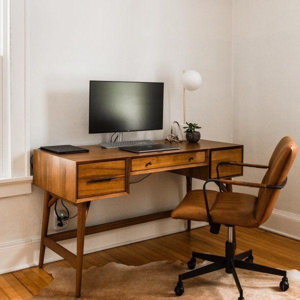 Mid Century Desk Acorn Mid Century Desk Cheap Office Furniture Office Furniture Design