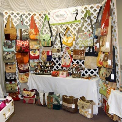 how to set up a market stall business