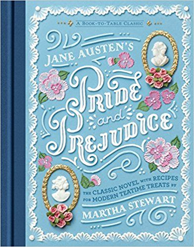 Amazon Jane Austens Pride And Prejudice A Book To Table