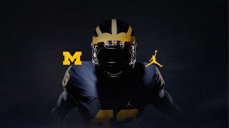Michigan Football x Jordan Brand Unveil Official New Gear (PHOTOS) - http://www.truesportsfan.com/michigan-football-x-jordan-brand-unveil-official-new-gear-photos/