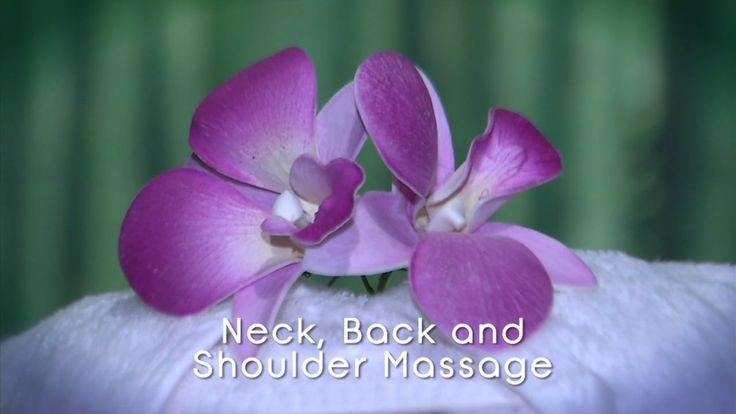 13 Neck, Back and Shoulder Massage thai massage Tauranga