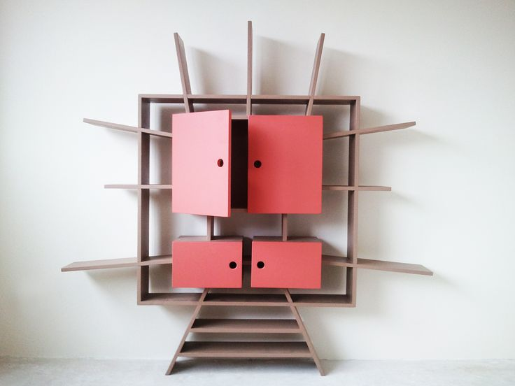Tree cupboard | via @stoerrr | Stoerrr Design